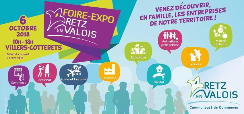 Foire Expo Retz-en-Valois 2018